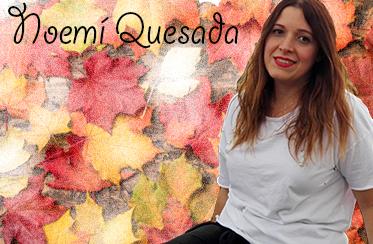 Noemí Quesada nos presenta su nueva novela