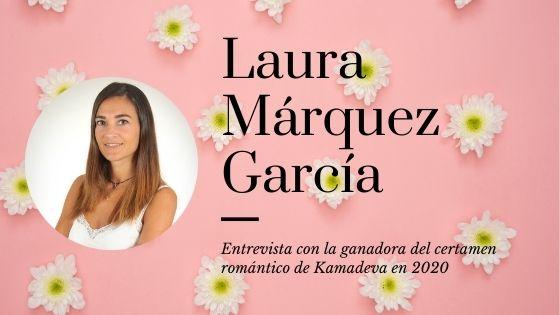 Entrevista con Laura Márquez, ganadora del concurso Kamadeva